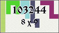 Polyomino №103244
