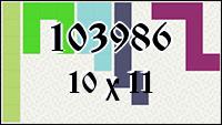 Polyomino №103986