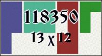 Polyomino №118350