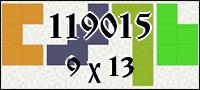 Polyomino №119015