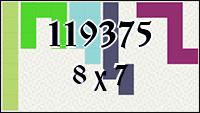 Polyomino №119375