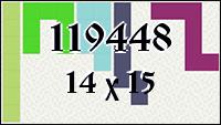 Polyomino №119448