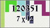 Polyomino №120351