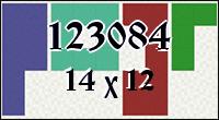 Polyomino №123084