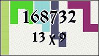 Polyomino №168732