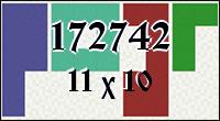 Polyomino №172742
