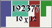 Polyomino №192377