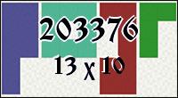 Polyomino №203376
