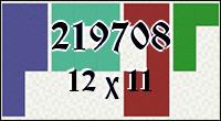 Polyomino №219708