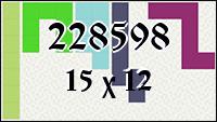 Polyomino №228598