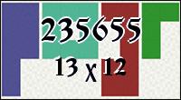 Polyomino №235655