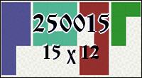 Polyomino №250015