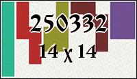 Polyomino №250332