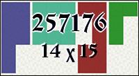 Polyomino №257176