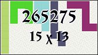 Polyomino №265275