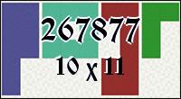 Polyomino №267877