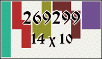 Polyomino №269299