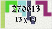 Polyomino №270613
