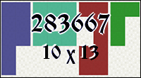 Polyomino №283667