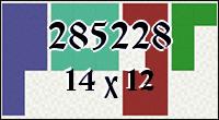 Polyomino №285228