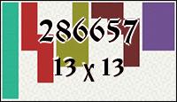 Polyomino №286657