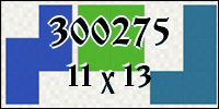 Polyomino №300275