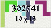 Polyomino №302741