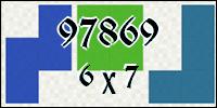 Polyominoes №97869
