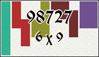 Polyominoes №98727