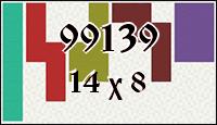 Polyominoes №99139