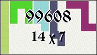 Polyominoes №99608