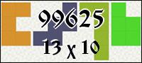 Polyominoes №99625