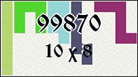 Polyomino №99870