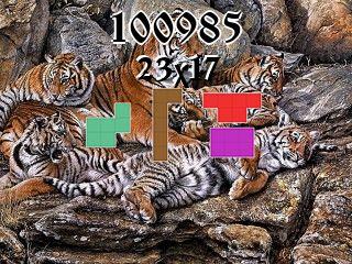 Puzzle polyomino №100985