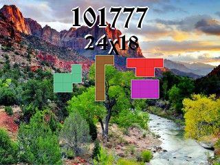 Puzzle polyomino №101777