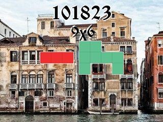 Puzzle polyomino №101823