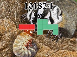 Puzzle polyomino №101824