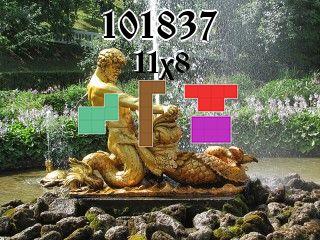 Puzzle polyomino №101837