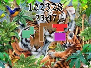 Puzzle polyomino №102328