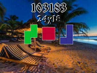 Puzzle polyomino №103183