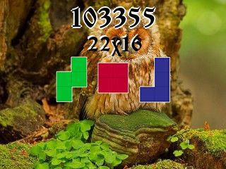 Puzzle polyomino №103355