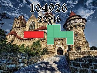 Puzzle polyomino №104926