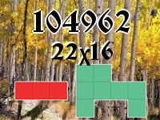 Puzzle polyomino №104962