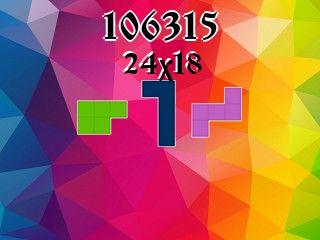 Puzzle polyomino №106315