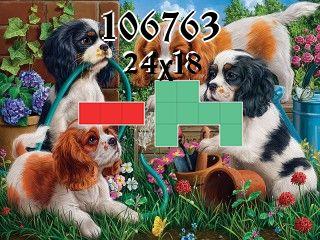 Puzzle polyomino №106763