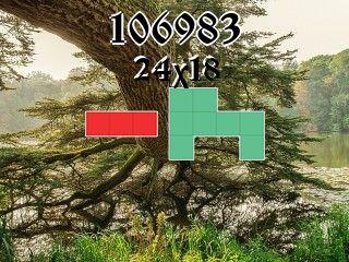 Puzzle polyomino №106983