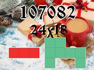 Puzzle polyomino №107082