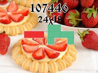 Puzzle polyomino №107446