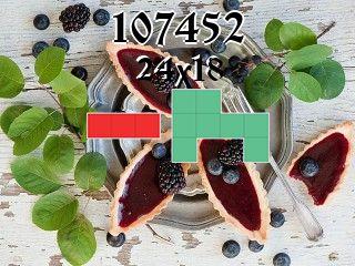 Puzzle polyomino №107452