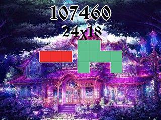 Puzzle polyomino №107460